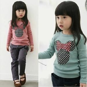 Other - NWT super cute Minnie Pink long sleeve Tshirt
